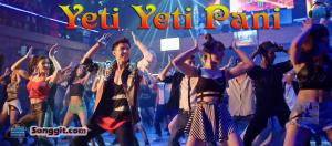 yeti yeti pani lyrics and chords