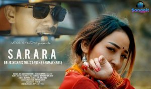 sarara lyrics chords tabs brijesh shrestha new song