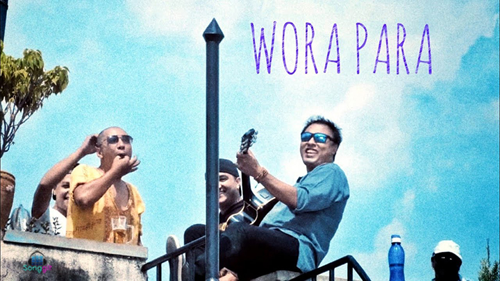 Wora para-Deepak Bajracharya