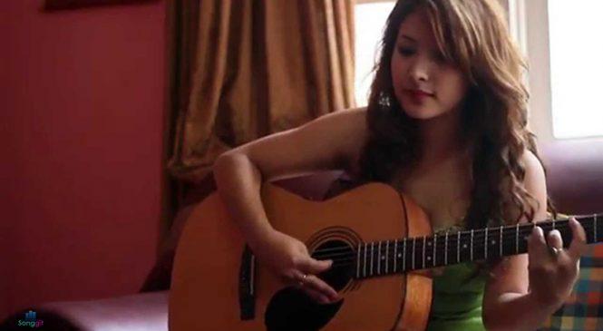 Suzeena Shrestha – Mero maya | Guitar chords and Lyrics |