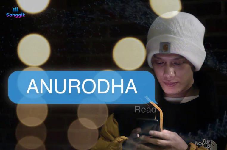 anurodha-bikki gurung lyrics chords song
