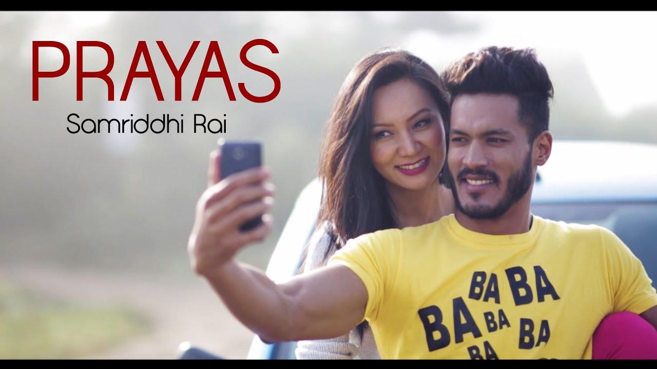 Prayas samriddhi rai rohit john chhetri chords lyrics