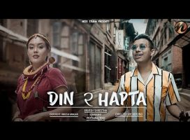 DIN RA HAPTA chords and Lyrics | Brijesh Shrestha