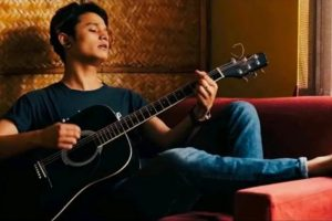 sanish shrestha biography age girlfriend realtion music voice of nepal