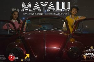 mayalu lyrics & guitar chords by swoopna suman ft. dr. trishala gurung