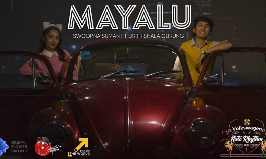 mayalu lyrics & guitar chords by swoopna suman ft. dr. trishala gurung