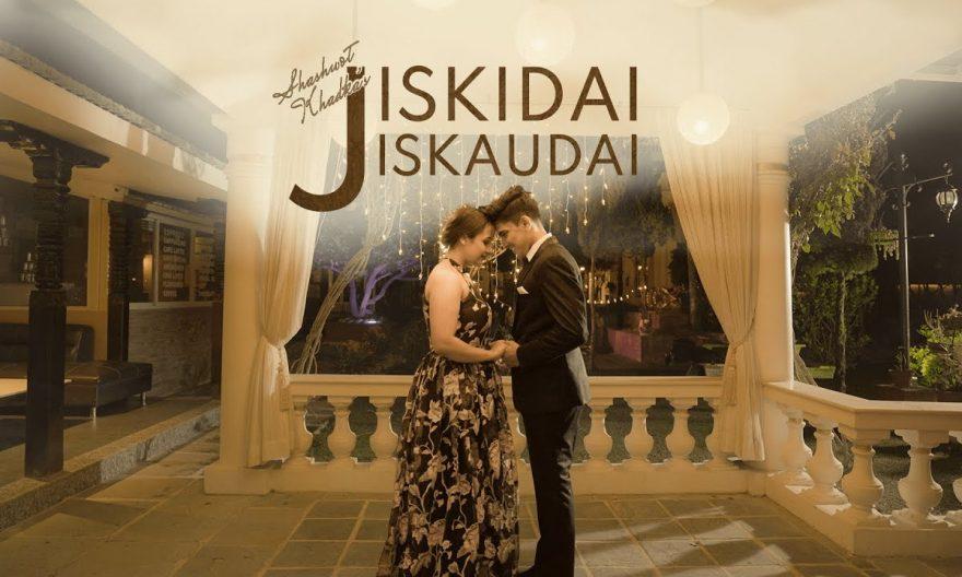 jiskidai jiskaudai lyrics and chords by shashwot khadka