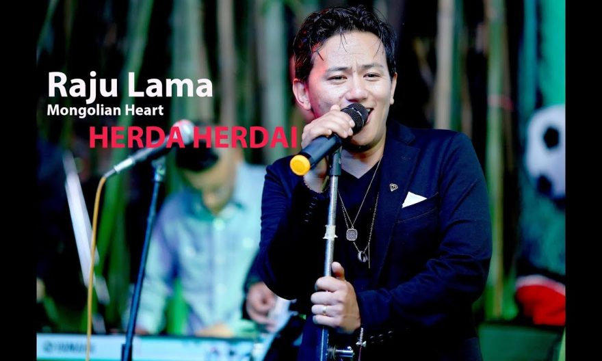 Herda Herdai Lyrics & Chords by Raju Lama|Mongolian Heart Band|